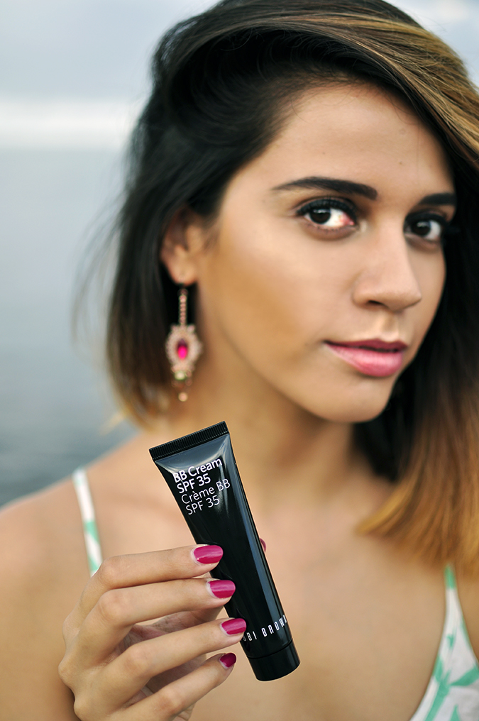 Bali Beauty Guide | Akanksha Redhu | holding bb cream