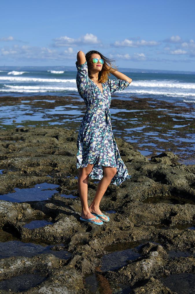 Bali | Akanksha Redhu | full side arms up