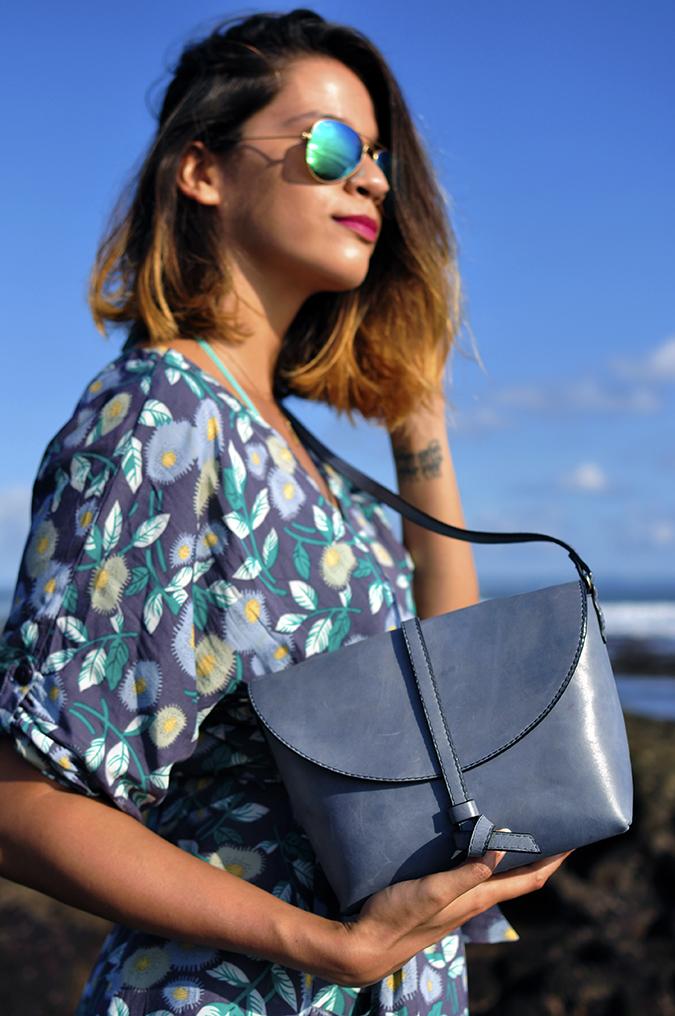 Bali | Akanksha Redhu | bag on side focus