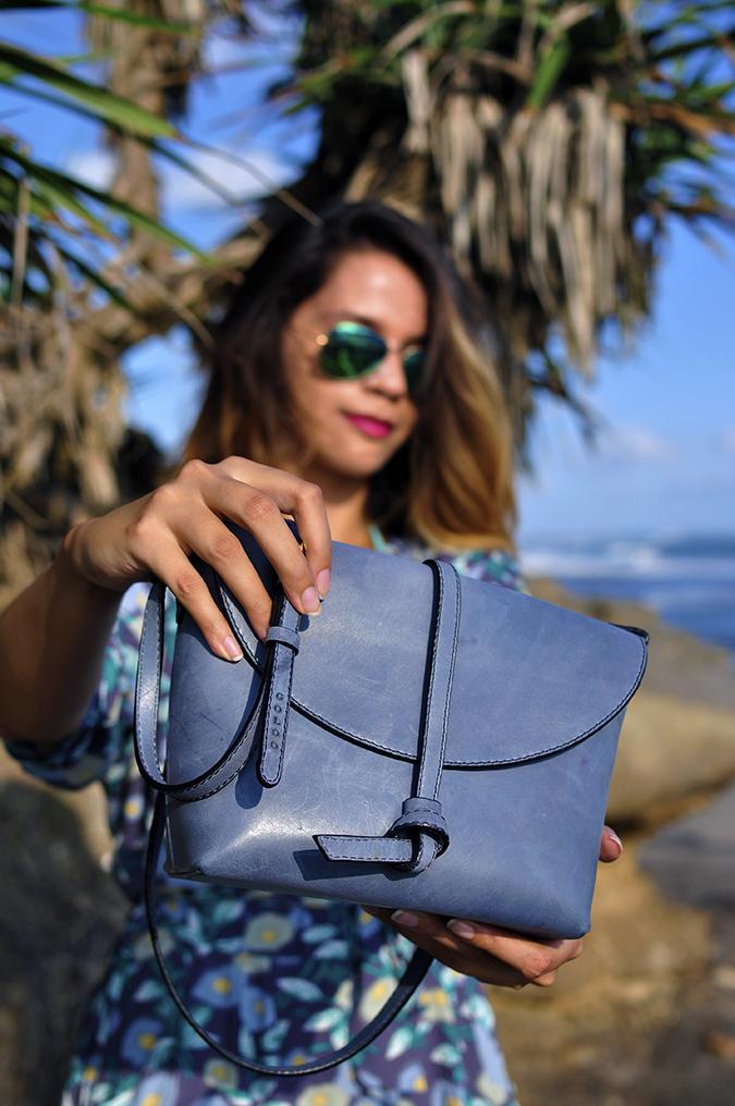 Bali   Akanksha Redhu   bag in front focus