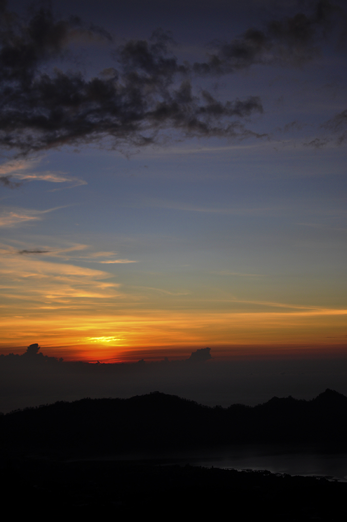 Mount Batur Sunrise Trek | Bali | Akanksha Redhu | long second light
