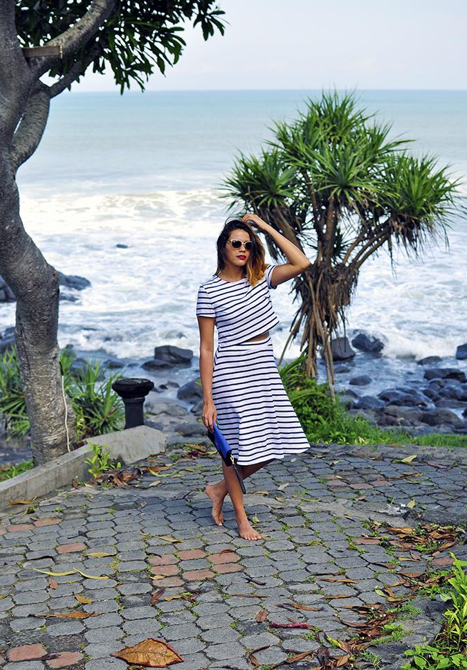 Soka Beach Bali | Akanksha Redhu | full front on path shade