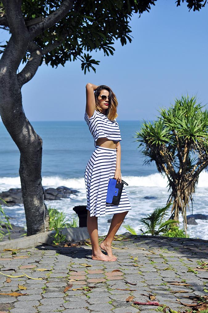 Soka Beach Bali | Akanksha Redhu | full side path sun arm up