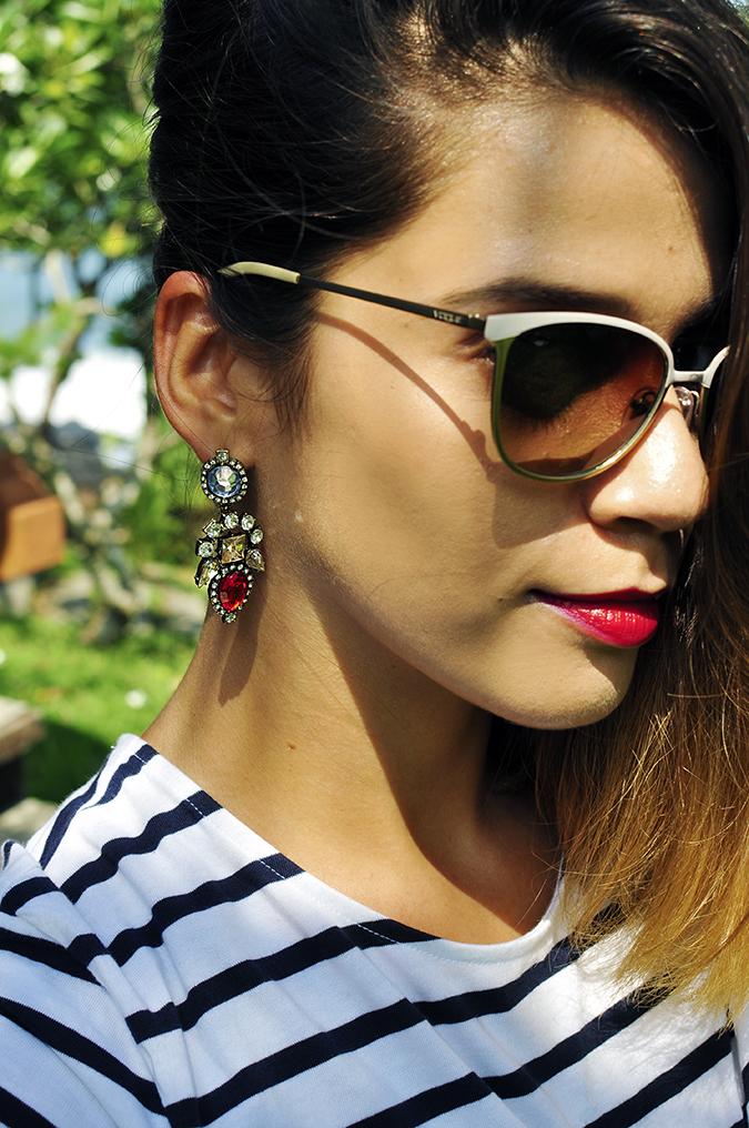 Soka Beach Bali | Akanksha Redhu | earring