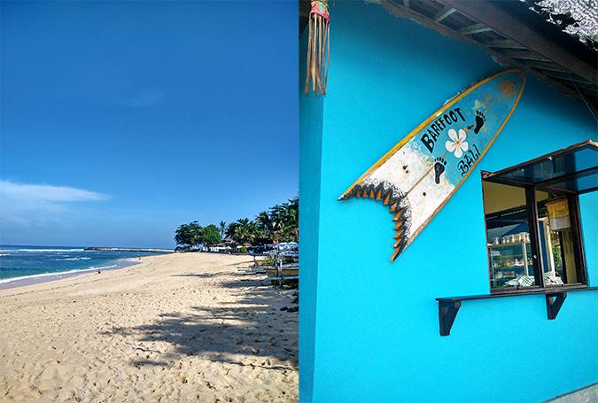 Nikkos Beach | Bali | Akanksha Redhu | combo barefot branding
