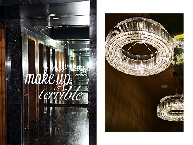 The Lalit Chandigarh | Akanksha Redhu | combo kitty mirror chandelier