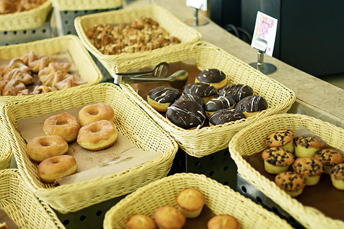 The Lalit Chandigarh | Akanksha Redhu | donuts wide