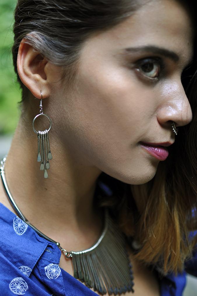 Nungnung Waterfall   Bali   Akanksha Redhu   earrings