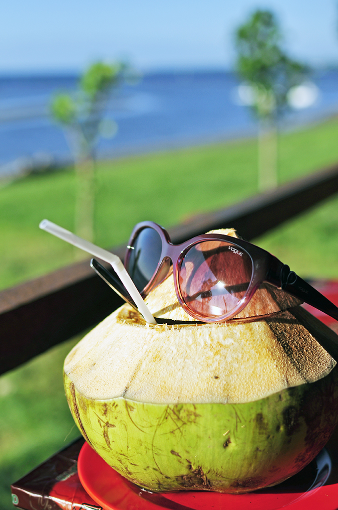 Bali Life | Amazon India | Akanksha Redhu | sunnies on coconut