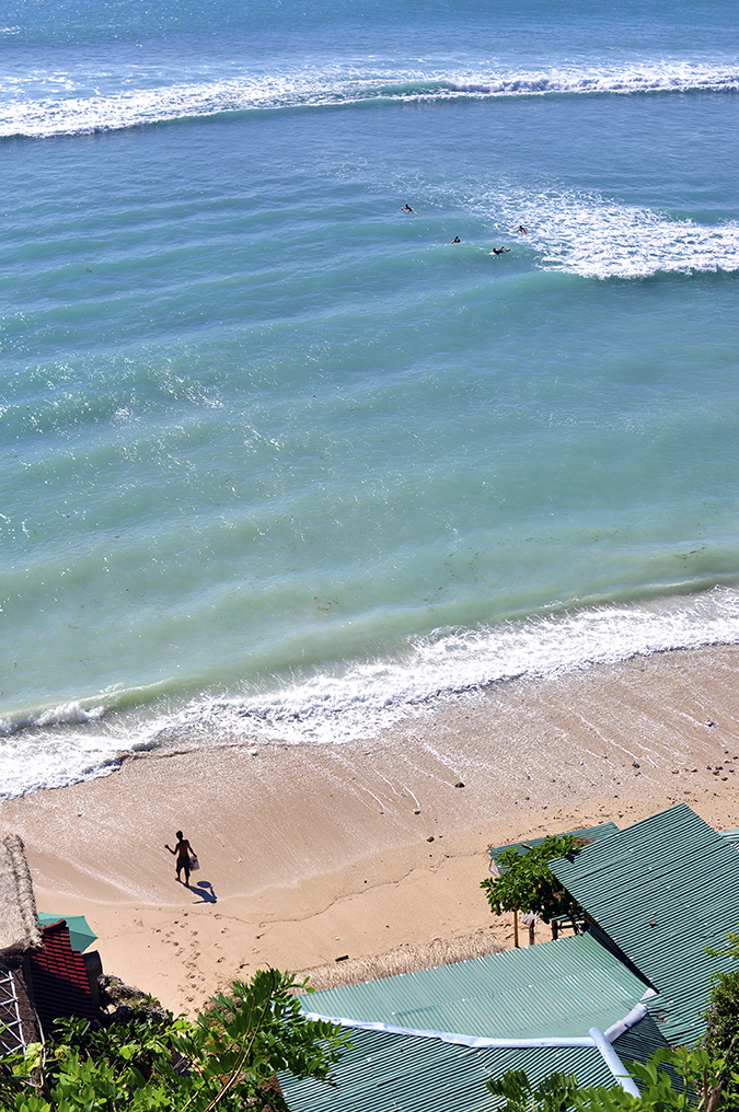 Padang Padang Beach | Bali | Akanksha Redhu | beach from top sheds