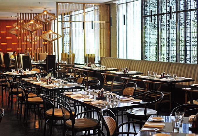JW Marriott |Chef Vivek Bhatt | Akanksha Redhu | chairs wide