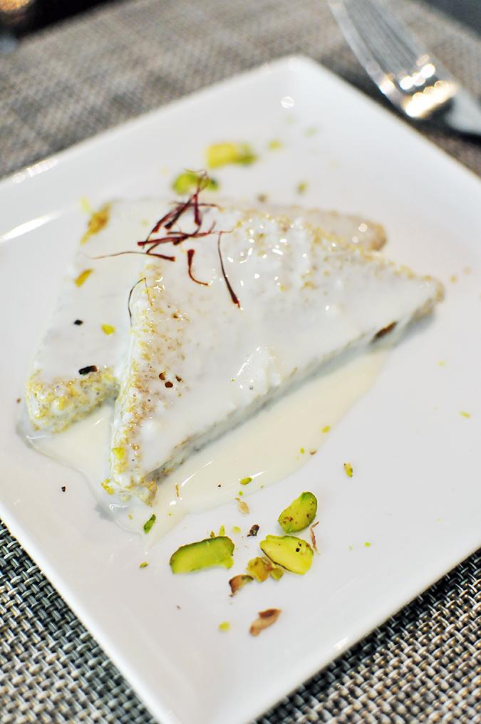 JW Marriott |Chef Vivek Bhatt | Akanksha Redhu | shahi tukra