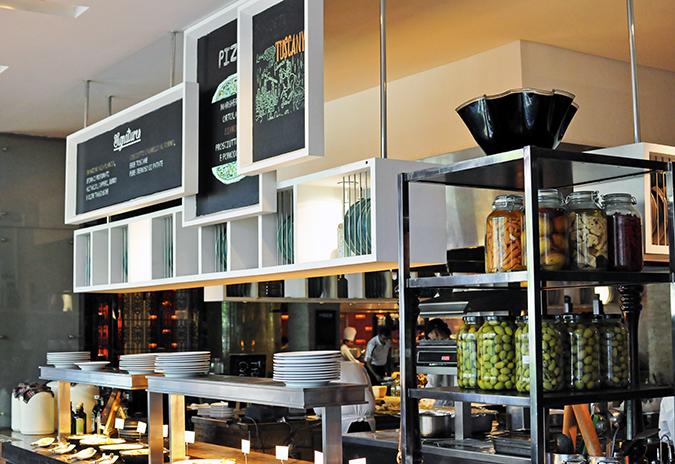 JW Marriott |Chef Vivek Bhatt | Akanksha Redhu | olive section wide