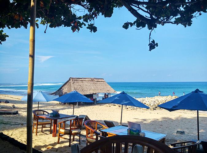 Nikkos Beach | Bali | Akanksha Redhu | chairs of shack