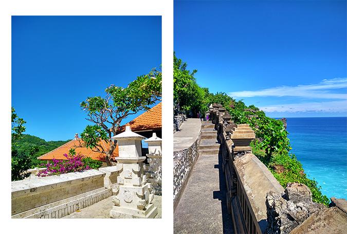 Uluwatu Temple | Bali | Akanksha Redhu | combo1 edge path
