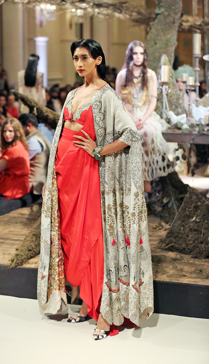 India Couture Week 2016 | Akanksha Redhu | Anamika Khanna2