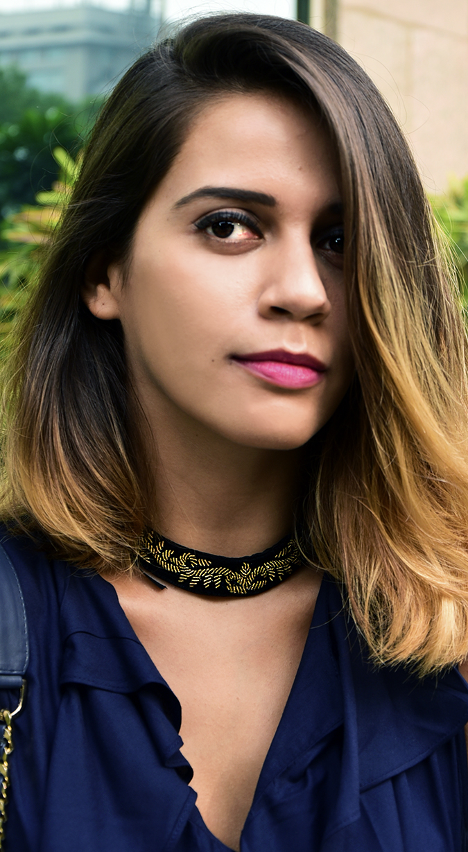 Playsuits | Sbuys | Akanksha Redhu | face choker close