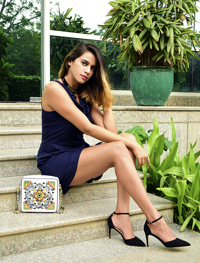 Playsuits | Sbuys | Akanksha Redhu | sitting
