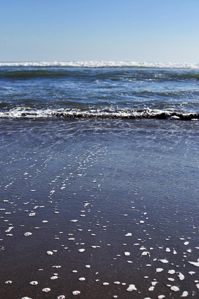 Kedungu Beach | Bali | Akanksha Redhu | spotty foam