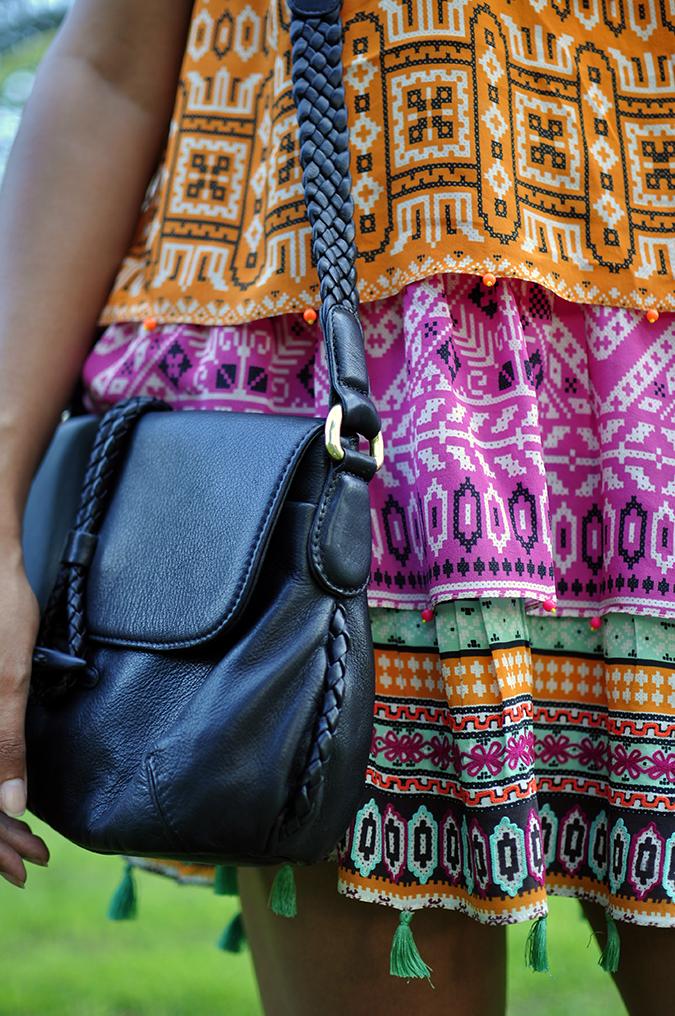 Nusa Dua | Bali | Akanksha Redhu | half front  bag side