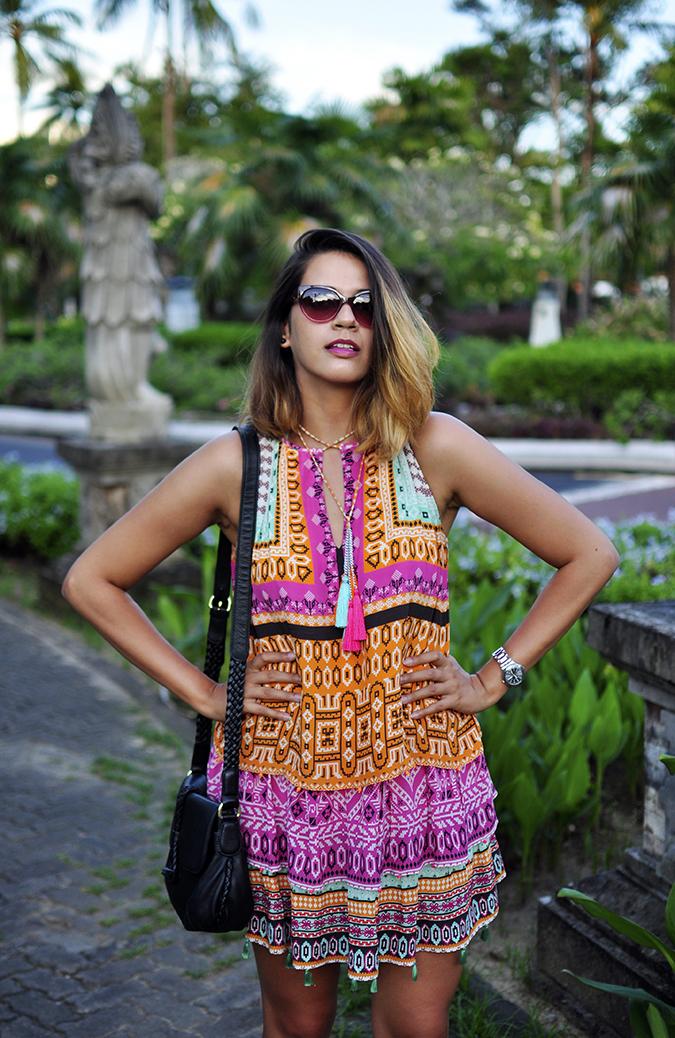 Nusa Dua | Bali | Akanksha Redhu | half front arms on waist