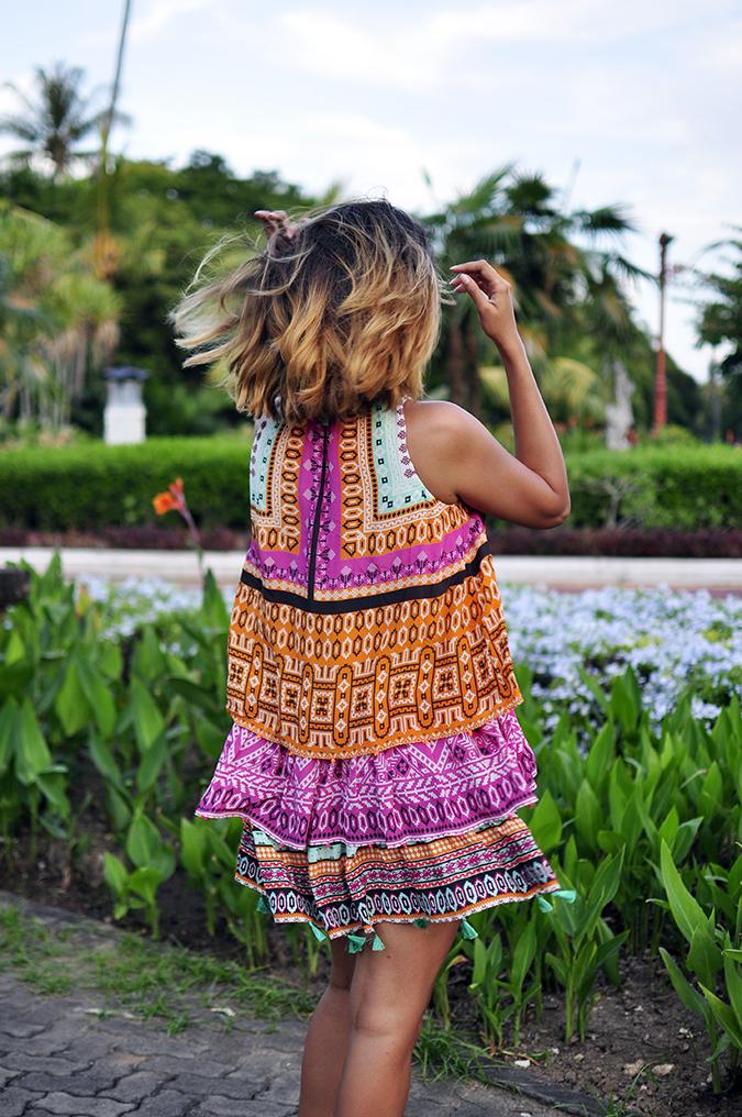 Nusa Dua | Bali | Akanksha Redhu | twirl hair fly