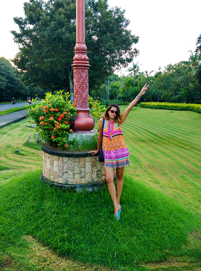Nusa Dua | Bali | Akanksha Redhu | full front phone