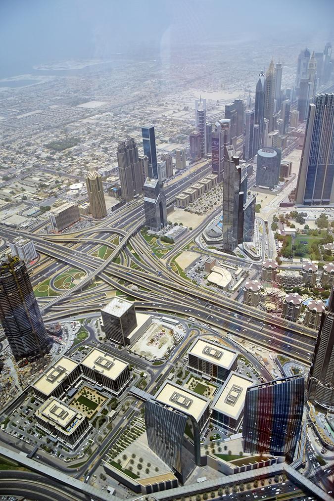 Emirates Holidays | Dubai | Akanksha Redhu | burj khalifa view1