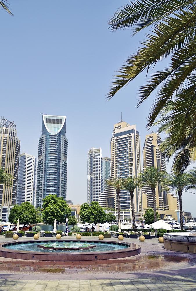 Emirates Holidays | Dubai | Akanksha Redhu | dubai view