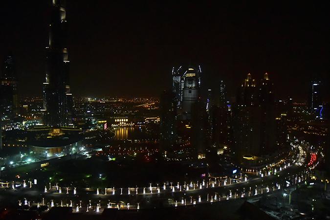Emirates Holidays | Dubai | Akanksha Redhu | taj view night