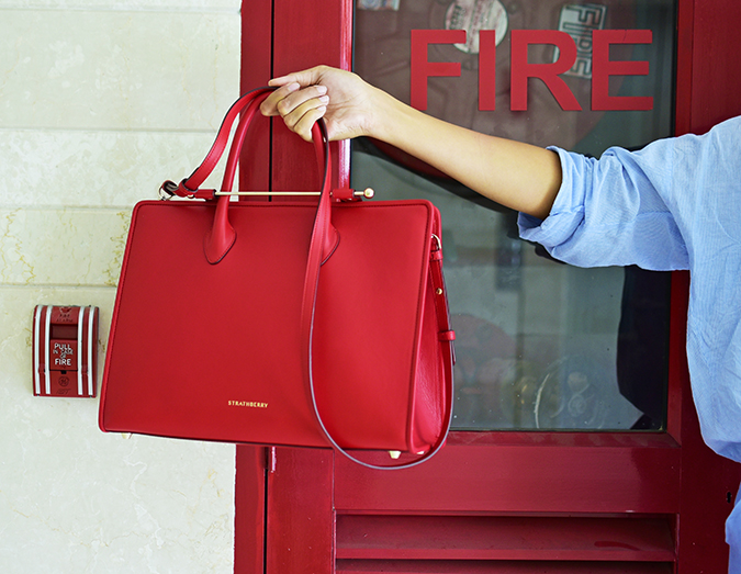 Bags | Akanksha Redhu | Strathberry Wide