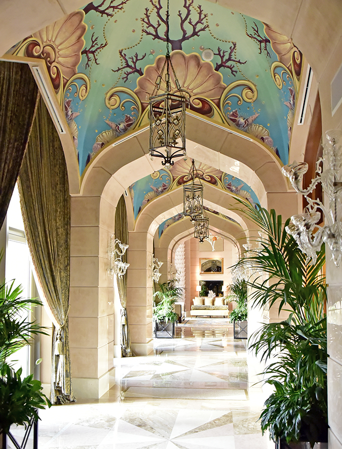 Atlantis The Palm | Dubai | Emirates Holidays | Akanksha Redhu | suite arches slanted