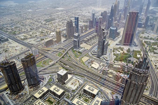 Burj Khalifa | Dubai | Akanksha Redhu | view wide
