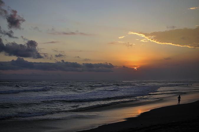 Berawa Beach | Bali | Akanksha Redhu | sunset wide