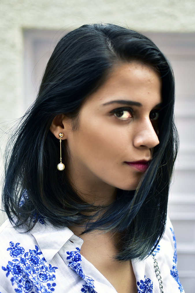 Amazon India | Akanksha Redhu | earrings face