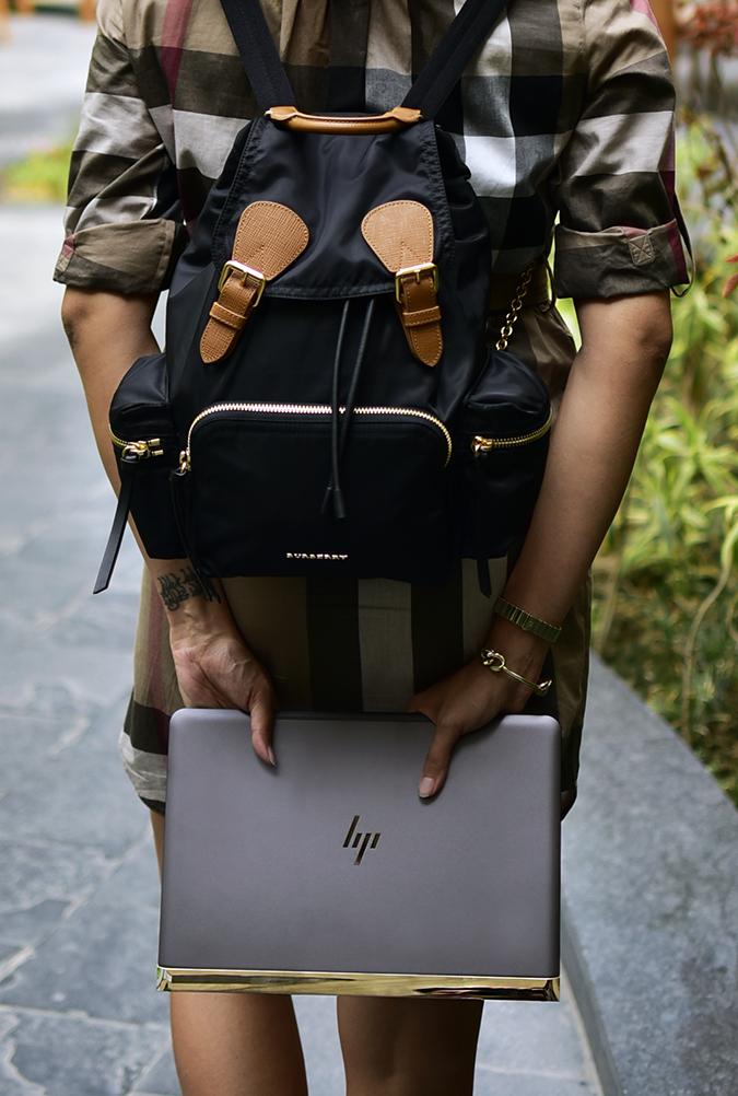 Reinvent Obsession | HP | Akanksha Redhu | backpack hp long