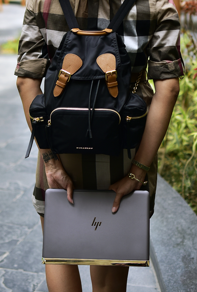 Reinvent Obsession | HP | Akanksha Redhu | backpack hp long