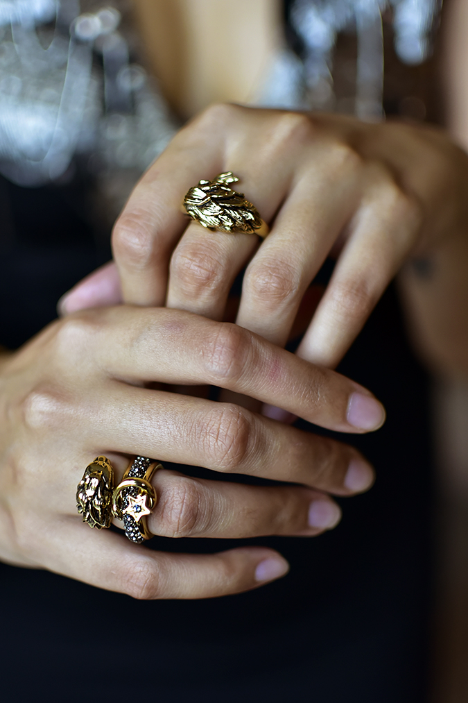 Reinvent Obsession | HP | Akanksha Redhu | rings