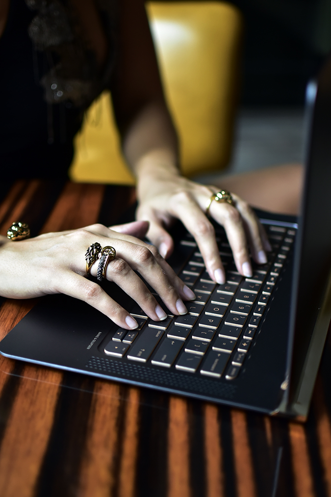 Reinvent Obsession | HP | Akanksha Redhu | typing