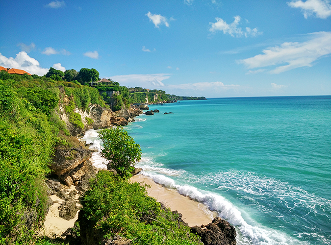 Tegal Wangi Beach | Bali | Akanksha Redhu | phone wide