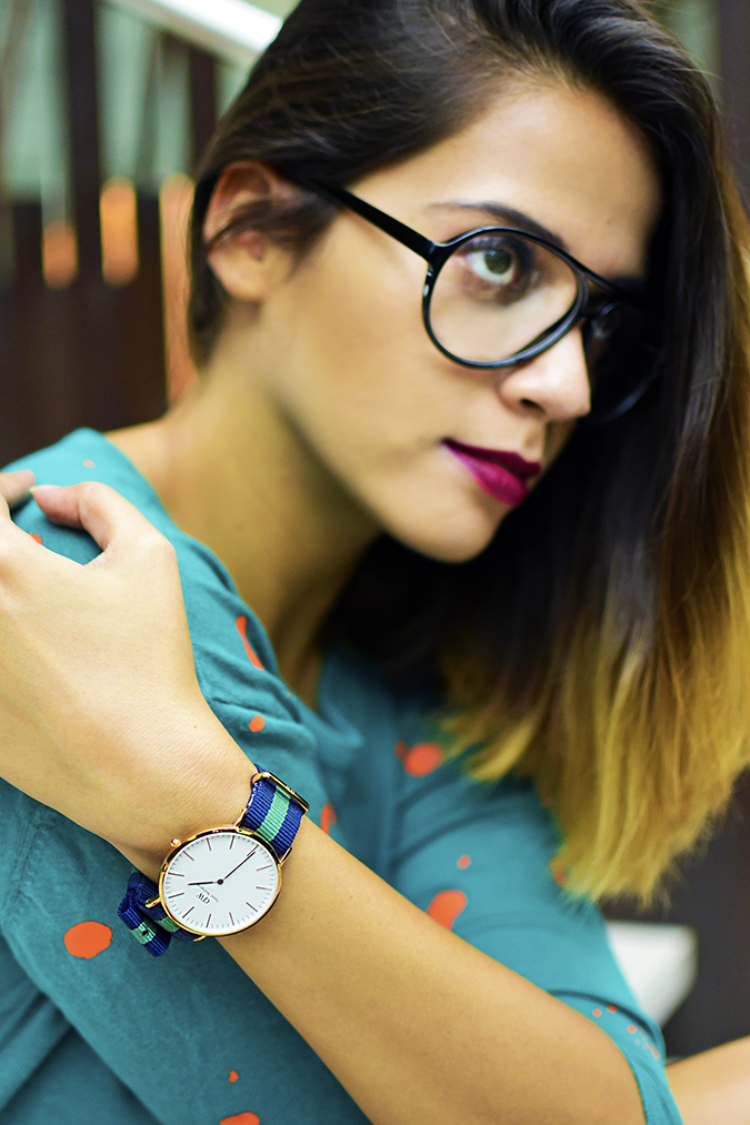 Benetton India | Akanksha Redhu | face watch