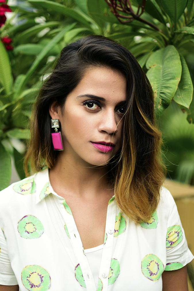 Benetton | Akanksha Redhu | face