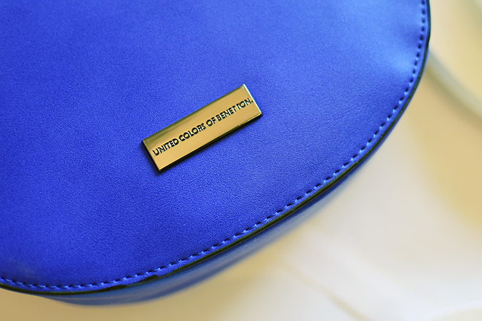 Benetton | Akanksha Redhu | bag branding