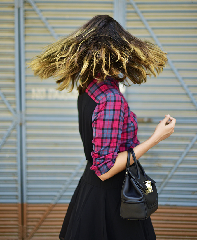 Sbuys | Akanksha Redhu | twirl hair