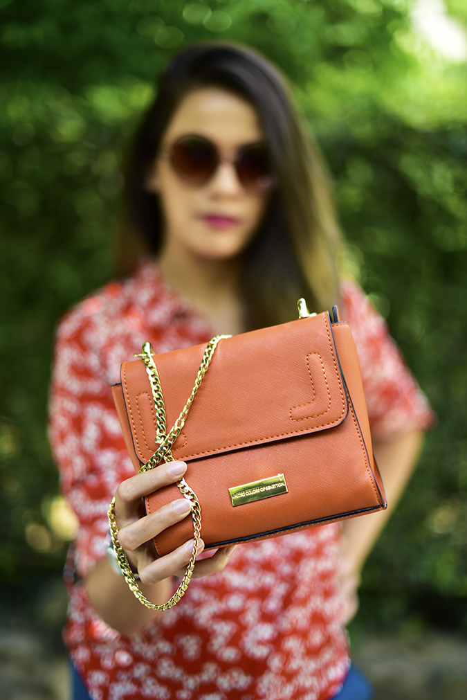 United Colors of Benetton | Akanksha Redhu | bag in focus