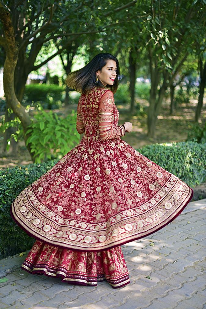 Tarun Tahiliani | Akanksha Redhu | twirl 2