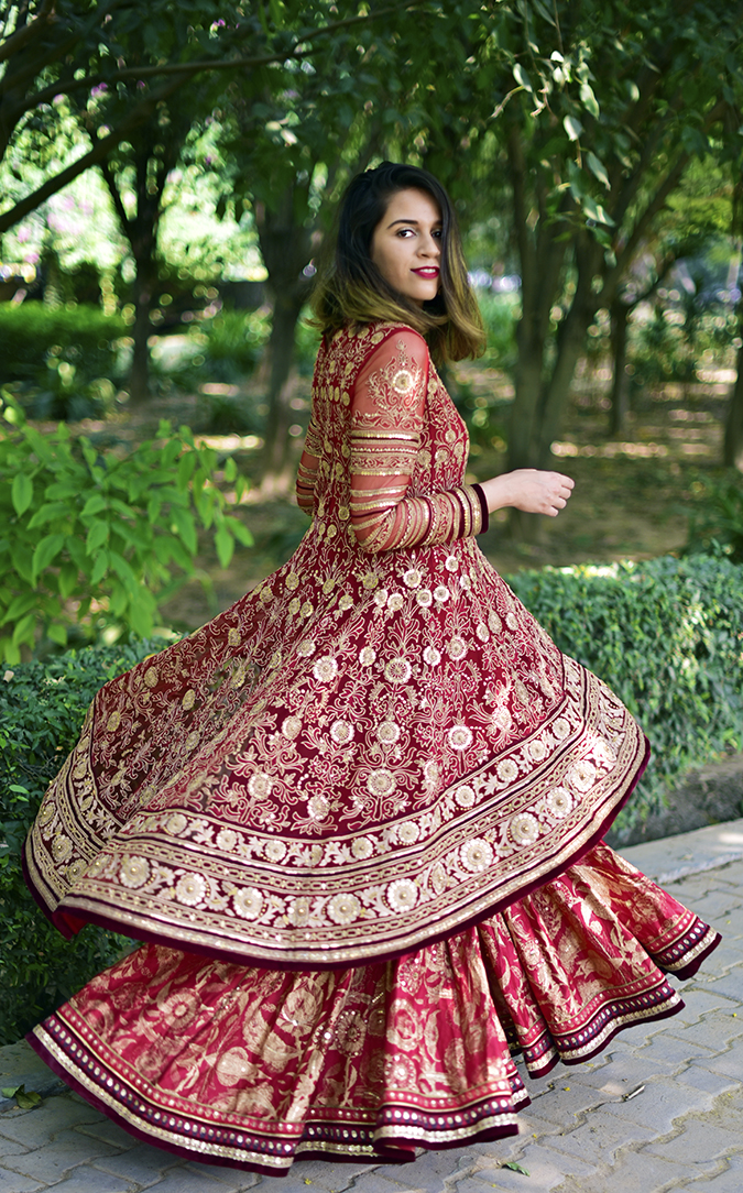 Tarun Tahiliani | Akanksha Redhu | twirl 3
