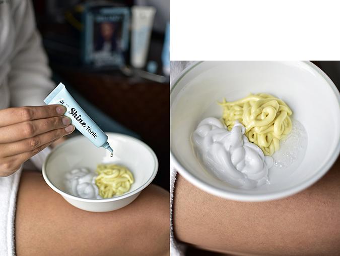 BBLUNT Salon Secret Hair Colour   Akanksha Redhu   combo 1 all 3 in bowl