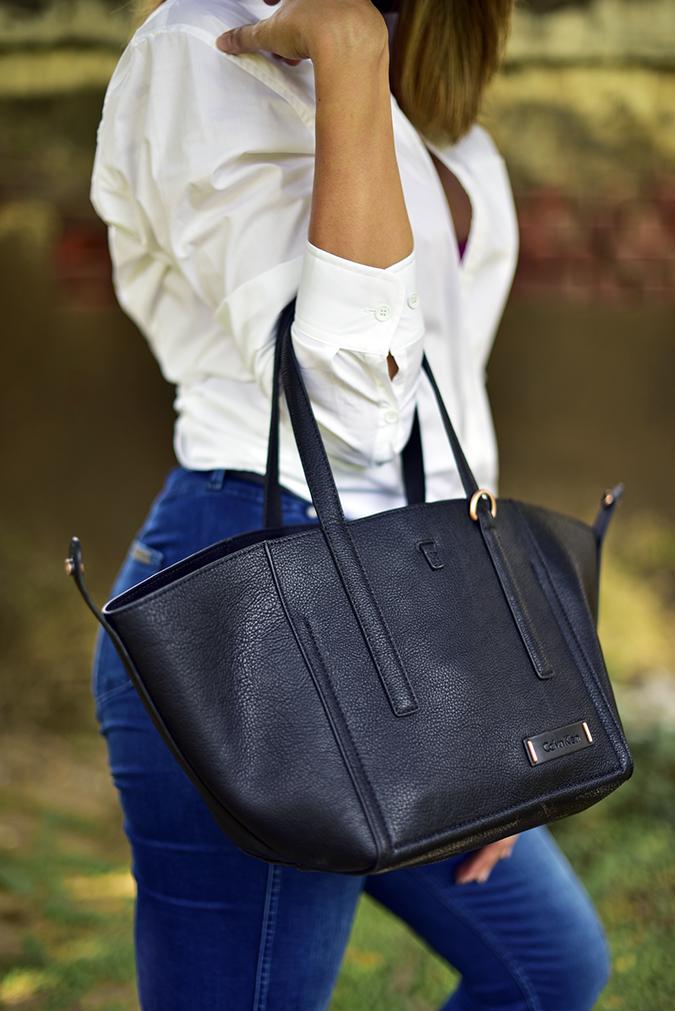 Calvin Klein   Akanksha Redhu   bag faceless