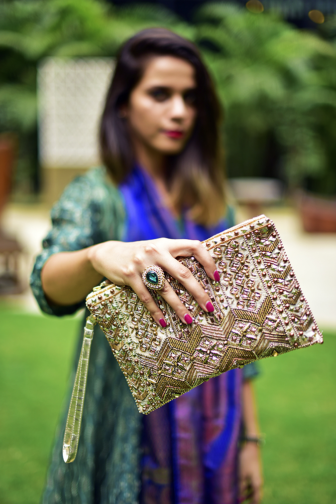 Amazon India Modern Festive | Akanksha Redhu | clutch focus